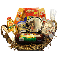 Box of Assorted Variety of Gourmet Food To
