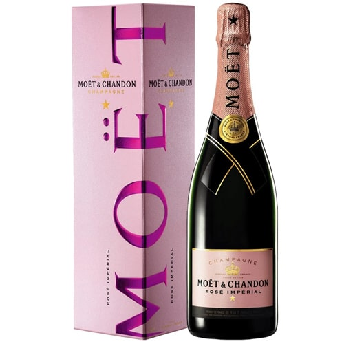 Slightly Candied Tempting Moments Moet and Chandon Champagne To