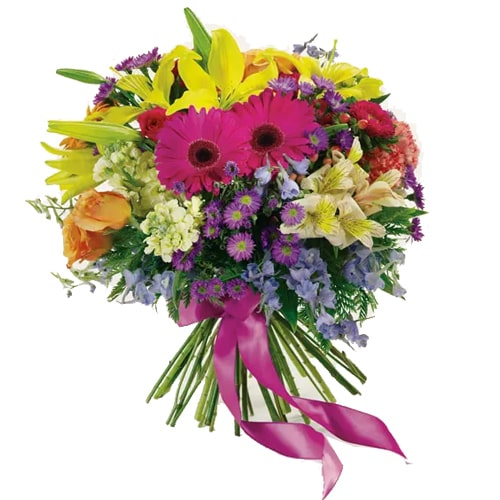 Dazzling Fresh Mixed Flowers