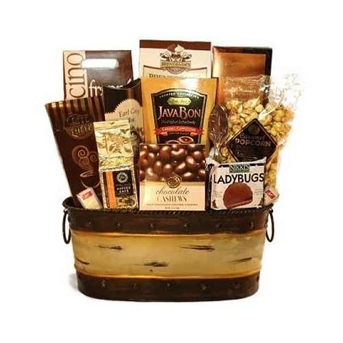 Crunchy Nut and Coffee Hamper