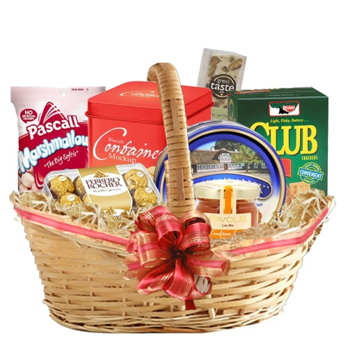 Captivating Tea-Time Hamper To