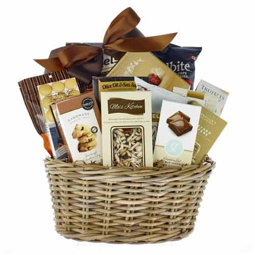 Refreshing Tea-Time Hamper To