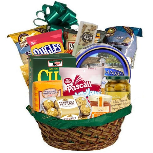Remarkable Gift Hamper with Fond Affection To