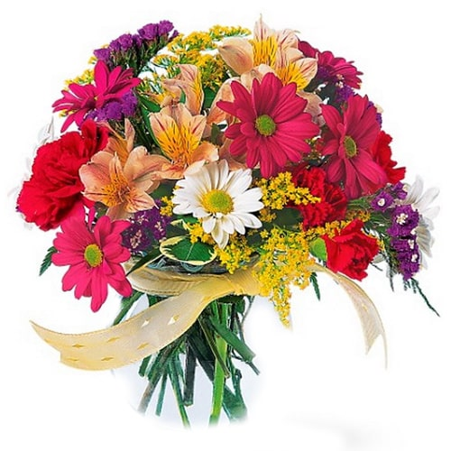 Expressive Fresh Seasonal Blooms To