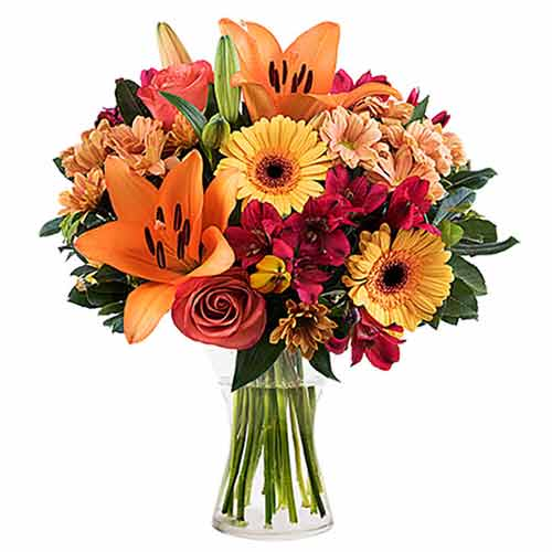 Expressive Fresh Seasonal Blooms