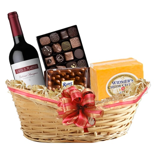 Magical Gift Basket of Complete Love To