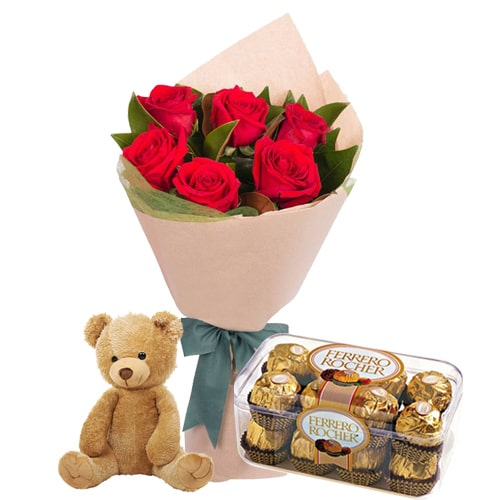 Brilliant Authentic Love Gift Hamper To