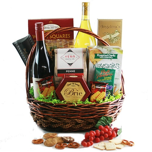 Mesmerizing Celebrate the Moments French Wine Hamper To