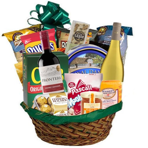 Incredibly Feast Basket To